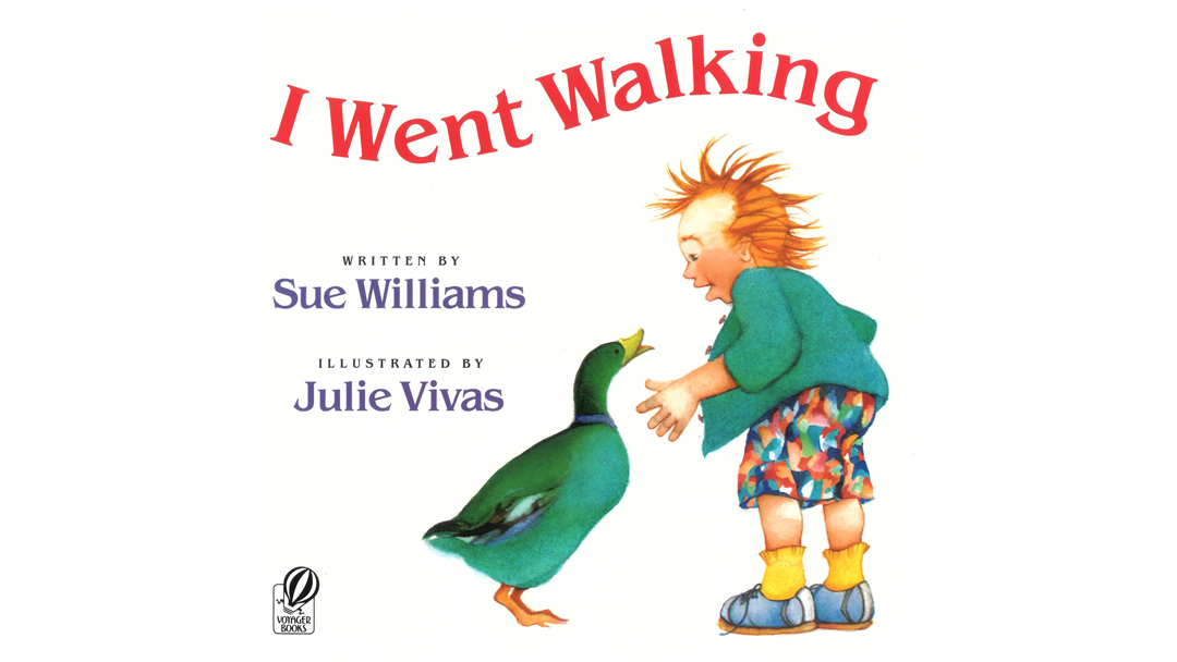 Read aloud picture book for English Lesson