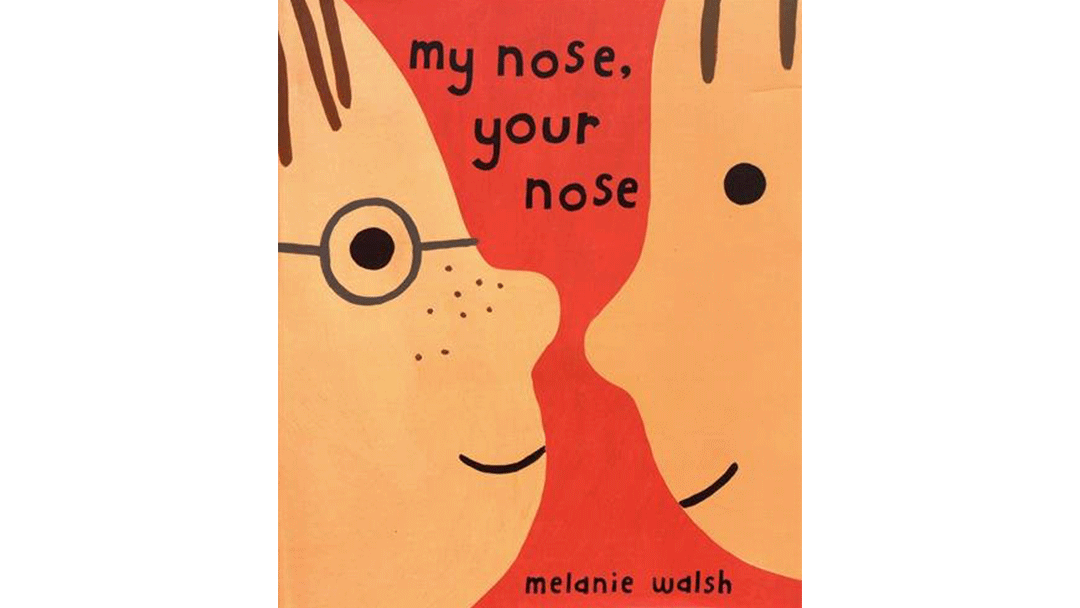 English Class Storytime My Nose Your Nose Picture Book Read aloud